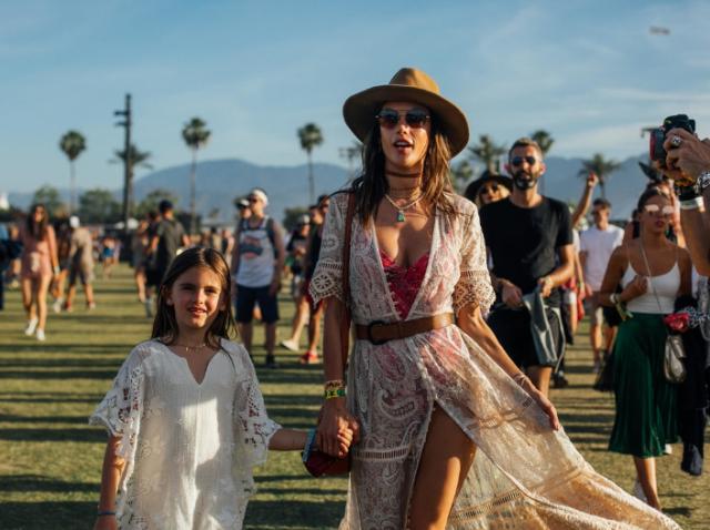 Coachella 2017 Alessandra
